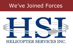 HSI Helicopter Services, Pipeline Aerial Surveillance.